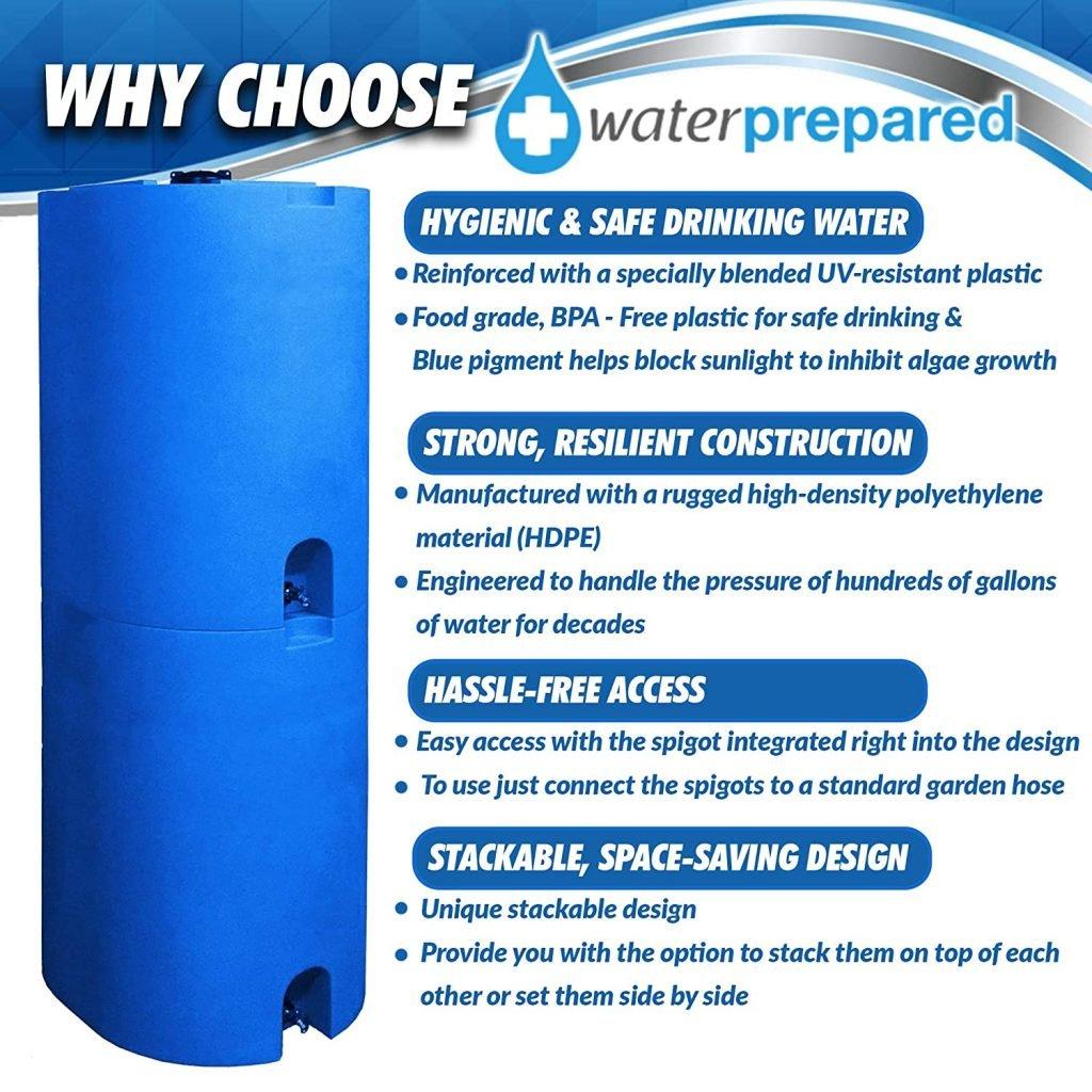 Should I Stockpile Water?