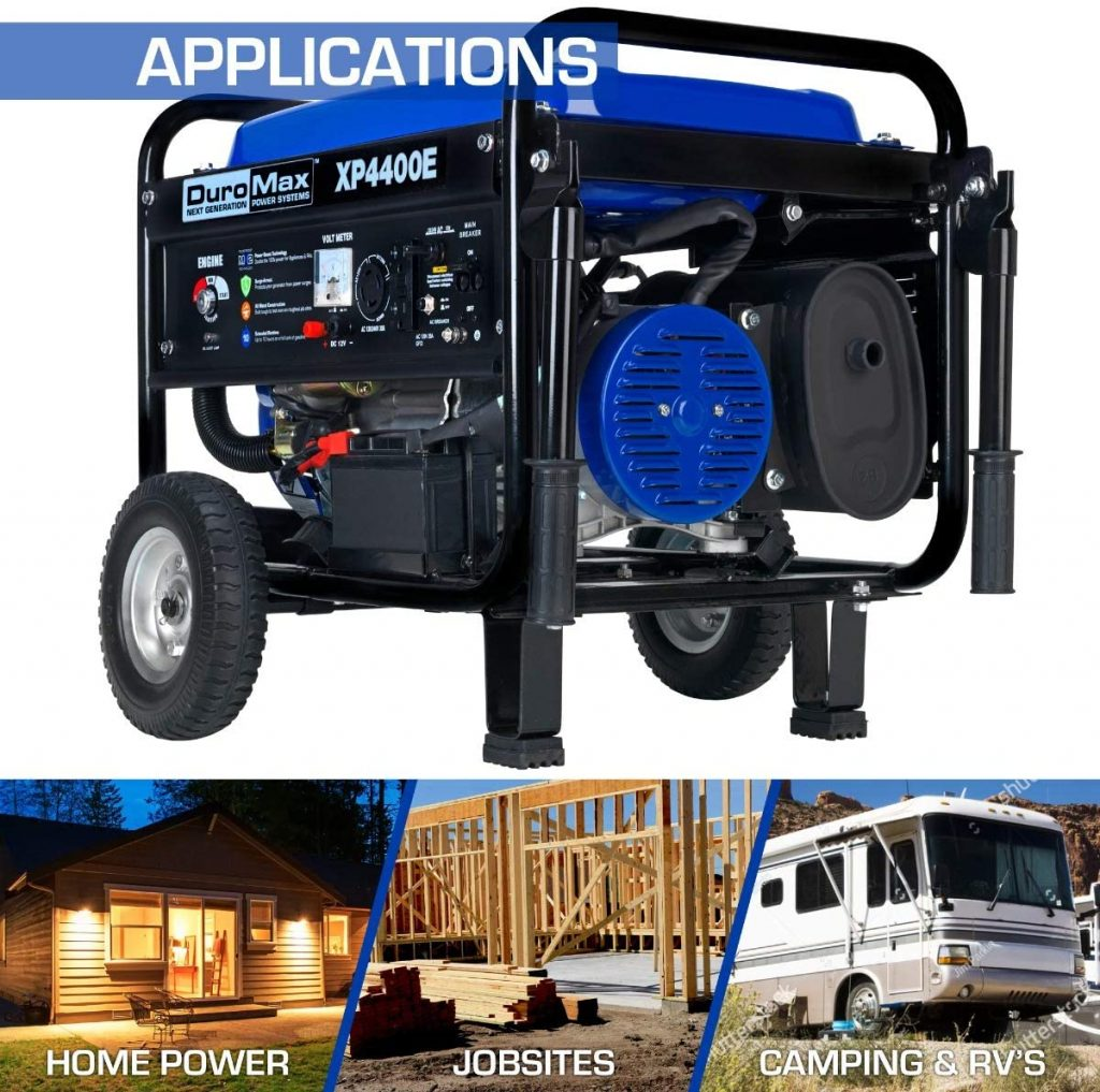 What Do You Use Generators For?