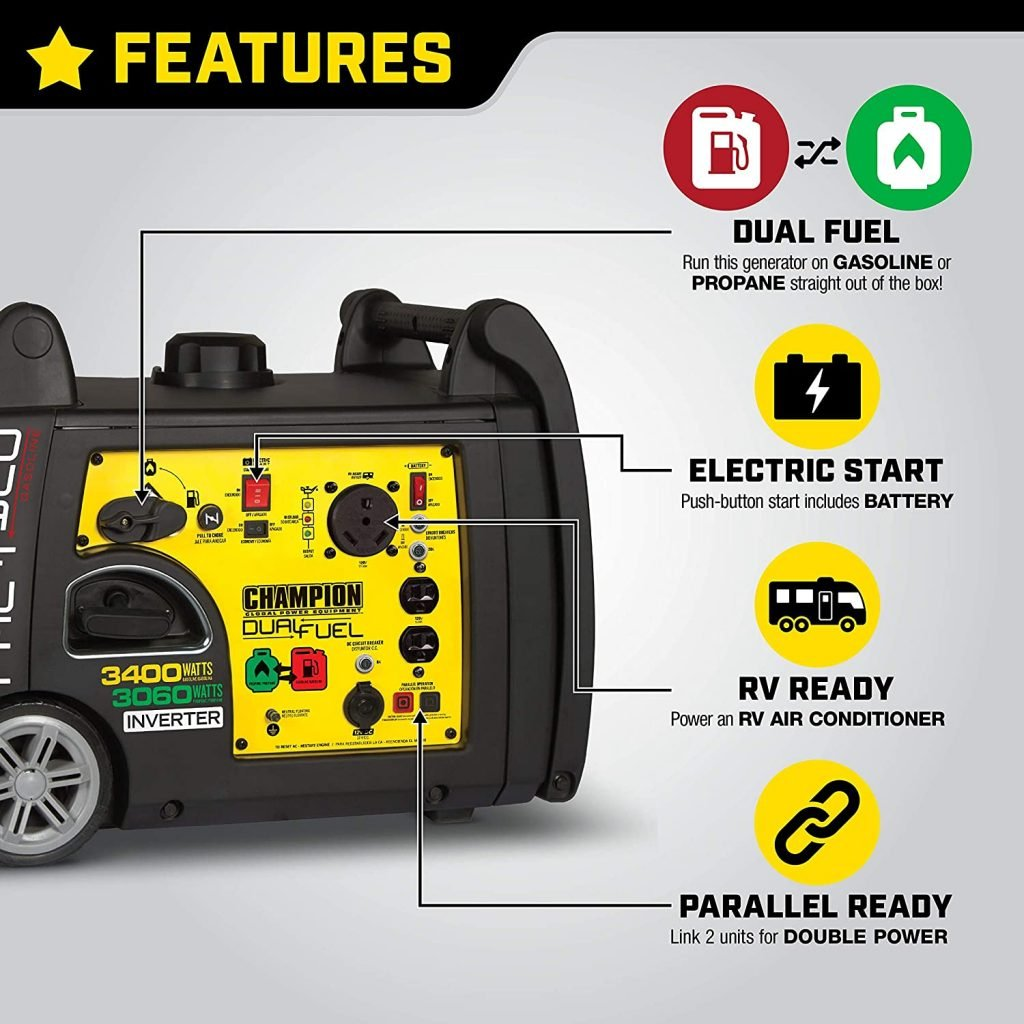 What Size Generator Do I Need To Run A Refrigerator And Freezer?